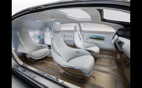 2018 Mercedes Benz F 015 Luxury In Motion Interior 2