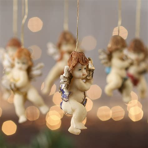 cherub christmas ornaments lizardmedia co