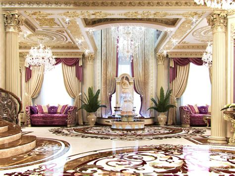 Arabic Living Room Images by Professional Living Room Interior Designs In Qatar By