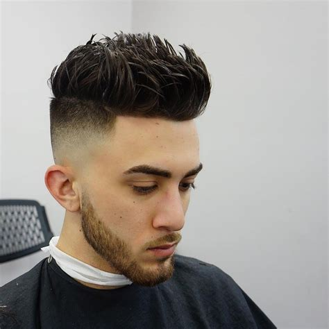 trending mens hair styles 30 cool top trend new fade haircuts within this season 3416
