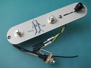 Telecaster  U0026 39 52 Hot Rod Wiring Harness 375k Pots
