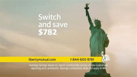 liberty mutual accident forgiveness tv commercial