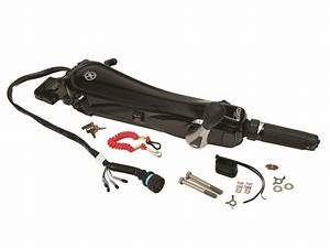 Mercury Marine Steering Systems  U0026 Components Big Tiller Handle Kit Components  Manual 40