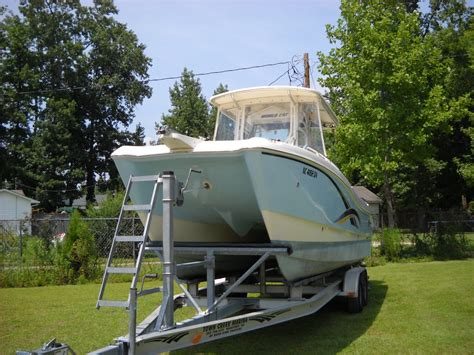 World Cat Boat Trader by Sold For Sale Or Trade 270 World Cat Sf Sold