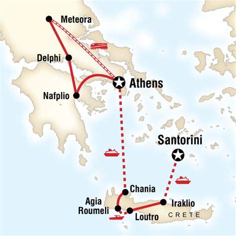 Best Of Greece In Greece Europe G Adventures