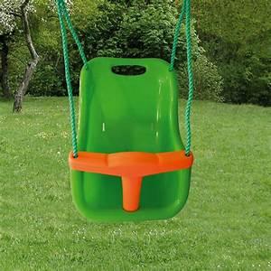 Siège bébé balançoire pour portique Abri de jardin et balancoire idée