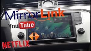Mirrorlink App Vw : mirrorlink samsung how to mirror all apps youtube ~ Kayakingforconservation.com Haus und Dekorationen