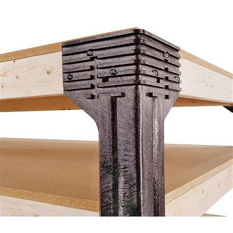 Work Bench Kits by Workbench Legs Kit 94506 Ladders Storage At Sportsman