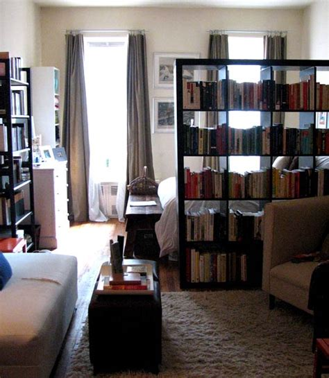 bookcase room dividers 6 tips your own room divider