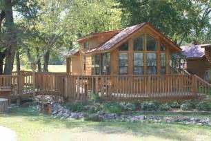 Cabin Park Model Homes
