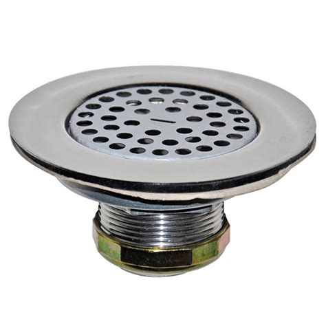 best shower drain 4 1 2 quot mobile home flat top shower drain strainer in 1634