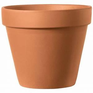 Pot Terre Cuite Ikea : pot horticole en terre cuite d53 x h 47 cm deroma ~ Dailycaller-alerts.com Idées de Décoration