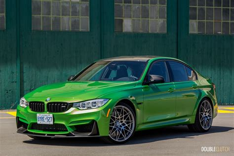 2018 Bmw M3 Competition Package Doubleclutchca