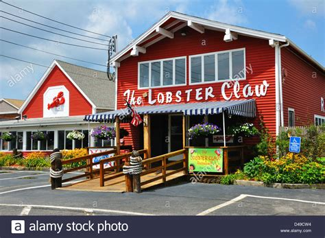 The Lobster Claw Seafood Restaurant, Orleans, Cape Cod