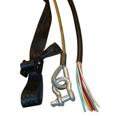 Chandelier Hoists by Chandelier Hoist System Configuration A