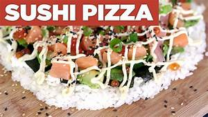 SUSHI PIZZA – Eat The Pizza! #6 | Doovi