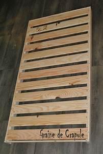 Lit Cabane Au Sol : lit au sol version montessori graine de crapule deco ~ Premium-room.com Idées de Décoration