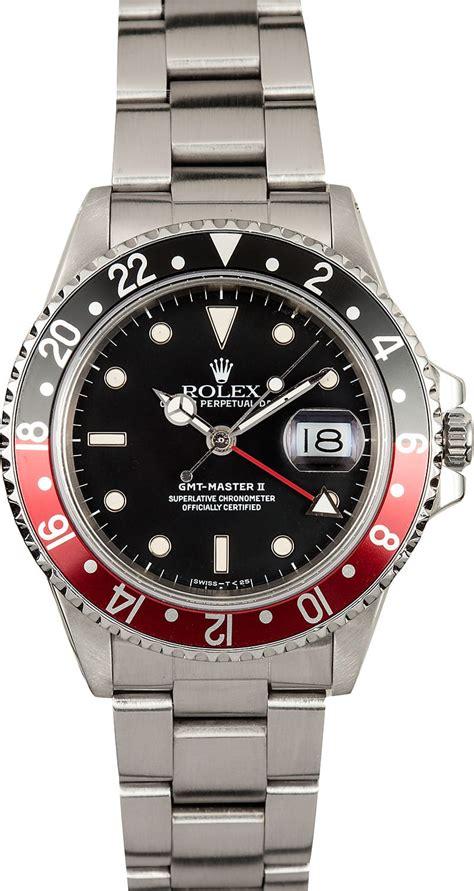 Rolex GMT Master II 16760 Coke