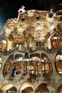 House Of Bones  Spain U0026 39 S Casa Batll U00f3 Features Antonio Gaudi U0026 39 S Finest Work