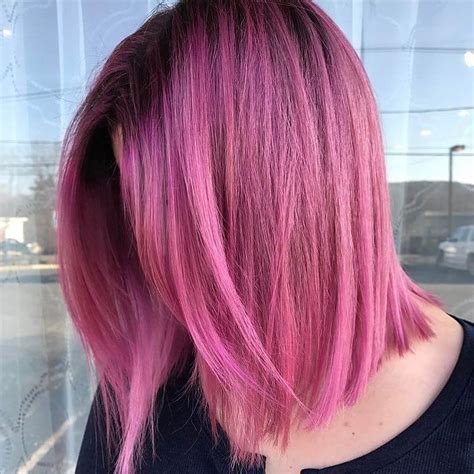 #Saturdays are for #pinkhair #bestfriends and all kinds of