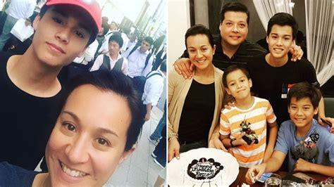 netizens  gushing  mikee cojuangcos eldest son