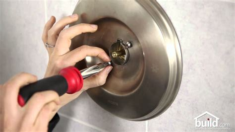 kohler single handle kitchen faucet repair how to replace and install a shower valve cartridge