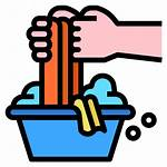 Washing Clothes Icon Icons
