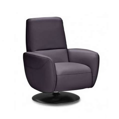 Natuzzi Swivel Chair by Natuzzi Genny Reclining Swivel Chair Stocktons