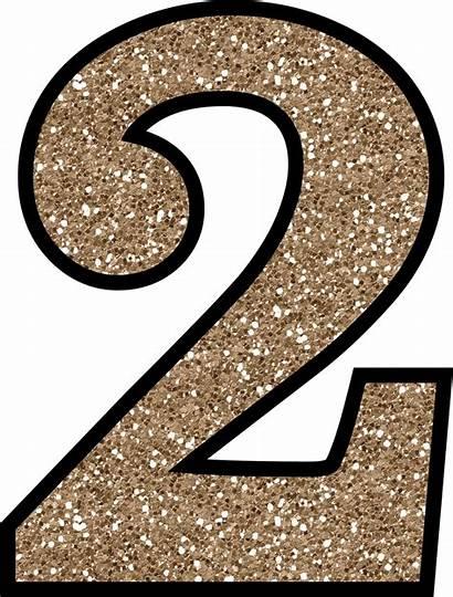 Numbers Glitter Printable Pullen Kate Away Pixels