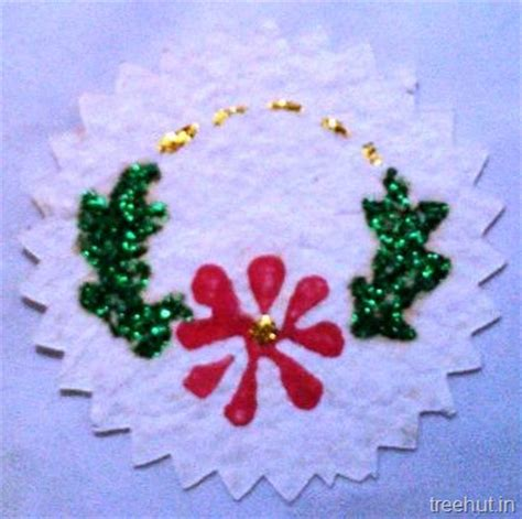 flower rakhi craft ideas  kids