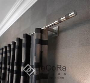 Tringle Rideau Fenetre : tringles rideaux barres rails et c bles pour professionnels ~ Premium-room.com Idées de Décoration