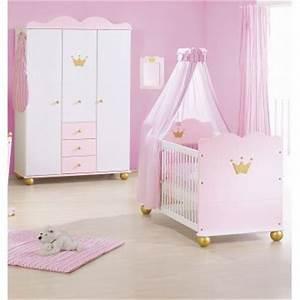 Deco Chambre Bebe Fille Princesse
