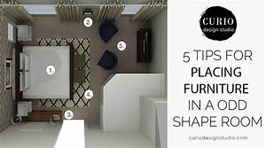 HOW TO ARRANGE FURNITURE IN AN ODD SHAPED ROOM Curio