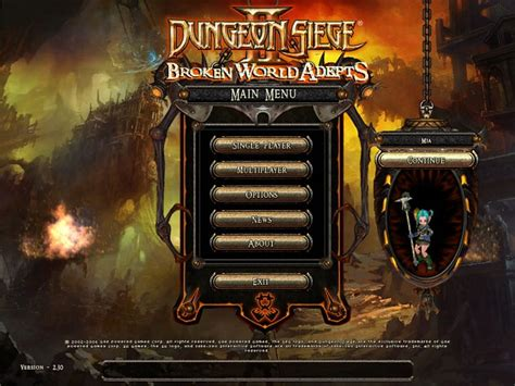 dungeon siege 2 mods ds2bw adepts mod for dungeon siege ii broken mod db