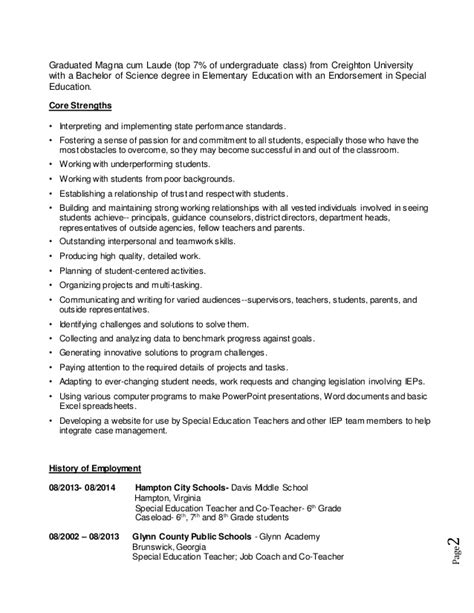 Magna Laude On Resume by Resume Nov 2014