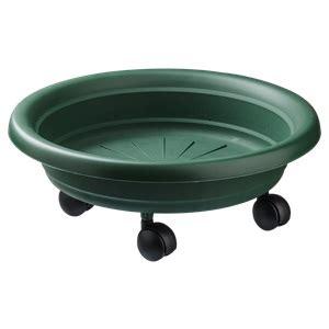 Con Ruote by Portavaso Con Ruote Green Tecarflor