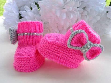Babyschuhe Häkeln  100 Wunderschöne Ideen