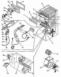 Icp Model Nuge075bg01 Furnaces  Heaters Genuine Parts