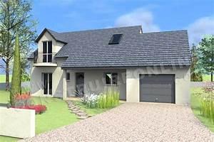 Plan Facade Maison : plan de maison traditionnelle aneto ~ Melissatoandfro.com Idées de Décoration