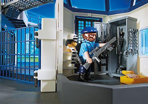 politiebureau playmobil 5182 playmobil 6919 politiebureau met gevangenis