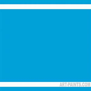 Azure Blue Cryla Acrylic Paints - 106 - Azure Blue Paint ...