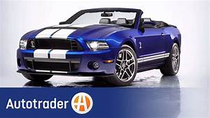 2013 Ford Mustang Shelby GT500 - Convertible   5 Reasons To Buy   AutoTrader.com - YouTube