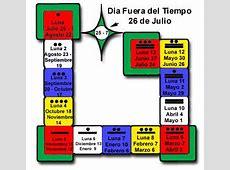 Sincronario Maya 1320 calendario Eterna Calendario