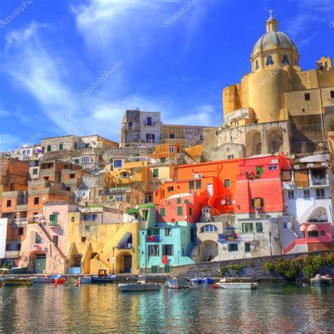Procida Naples Italy — Stock Photo © Ronnybas 7919817