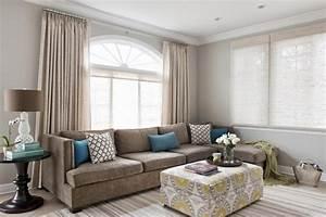 Wandfarben Wohnzimmer Beispiele : ideen zum wohnzimmer einrichten in neutralen farben ~ Markanthonyermac.com Haus und Dekorationen