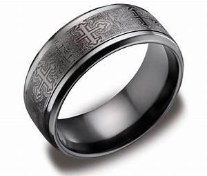 Mens Titanium Wedding Bands Size 16 The Simplicity Of