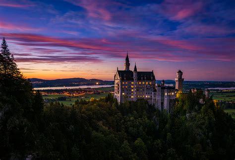 visit  neuschwanstein castle travel caffeine