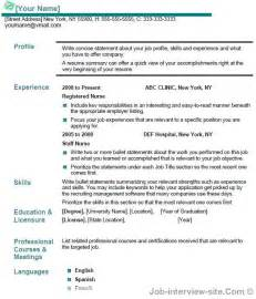 lpn resume with no experience free 40 top professional resume templates