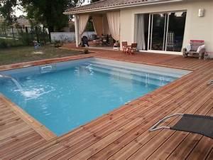 Piscine Sans Margelle : les 25 meilleures id es de la cat gorie margelle piscine ~ Premium-room.com Idées de Décoration