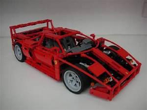 Lego Technic Ferrari : ferrari f40 technic a lego creation by matt james ~ Maxctalentgroup.com Avis de Voitures
